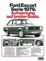 1979 Ford Escort (Germany)