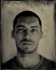 WETPLATE (sdzn) Tags: paris portraits 8x10 wetplate f300 deardorff f57 berthiot sdzn collodionhumide chrismettraux
