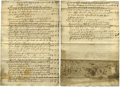 Rental of the estate of Comrie, 1708 (P&KC Archive) Tags: history scotland familyhistory farming perthshire 18thcentury revenue localhistory perthandkinross strathearn ruraleconomy palaeography ecsochistory