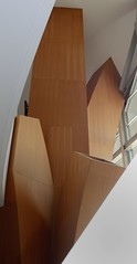 Interior Trees (Barry Wallis) Tags: california usa losangeles waltdisneyconcerthall barrywallis