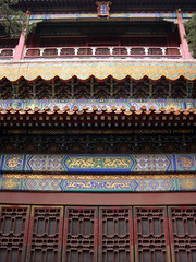 Forbidden City (143) (David OMalley) Tags: world china plaza city heritage museum court hall glory central chinese beijing courtyard center palace symmetry unesco forbidden glorious harmony empire imperial symmetrical  gugong ming yuan tiananmen immense throne dynasty peking emperor chine symbolic supreme preservation chino  qing purity expanse expansive  pekin preserving palatial imperialist dynastic