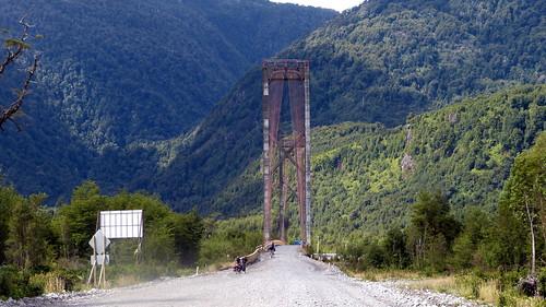 El puente Yelcho