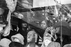 Heads (ick Perrone) Tags: street new nyc autumn friends summer people bw white holiday black streets art film canon fun photography photo store newjersey nick nj front newbrunswick heads jersey perrone bruswick nickperrone