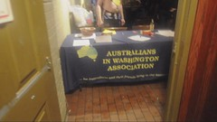 Biller Stonemetz Tourtelot_STRAYA (Lisa Tourtelot) Tags: party fun washingtondc dc australia australiaday straya
