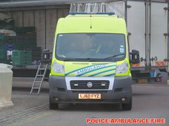 UK specialist ambulance service/fiat ducato/emergency ambulance/LJ60 FYZ (policeambulancefire(3)) Tags: uk blue two english lights pier call fiat rear ambulance grill led vehicles yelp leds service british hilo alpha emergency reds paramedic fed ml tone 999 sirens wail bullhorn whelen strobes airhorn lightbar specialist offs ducato rotators fyz lj60 technican lj60fyz