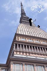 Le Nuvole di Torino che mi mancano (Iaia***) Tags: cloud love illustration clouds torino comic nuvole drawing dream piemonte mole turin antonelliana maghettastreghetta gikitchen iaiaguardo