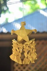 PAROL (AnaZamora) Tags: christmas photography star nikon 55mm parol helios f20 44m6 d3100
