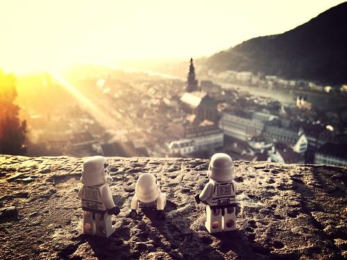 ...and tomorrow... Heidelberg.