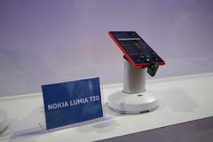 MWC Barcelona 2013 - Nokia Lumia 720