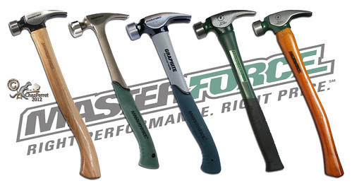 masterforce framing hammers