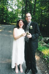 Scan-130304-0027 (Area Bridges) Tags: 2003 wedding newyork june ceremony weddingceremony june2003 poundridge june262003
