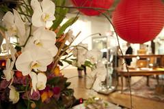 ART MUSEUM 2009 (MaymeBakerStudio) Tags: floral event styling tabledecor tabledecorations