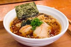 Shoyu Ramen (Rene S. Suen) Tags: food toronto seaweed chicken japanese bamboo pork ramen noodle japanesefood broth guu scallion shiitake shoyu katsuo konbu renedinesout guuizakaya natsuhikosugimoto