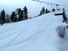 3-08-13 Bear Mountain (Big Bear Mountain Resorts) Tags: snowboarding skiing powder bearmountain bigbearlake freshsnow terrainpark freshies newsnow