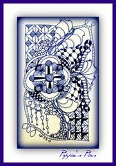 IMG_1025a (Poppie_60) Tags: pen drawings doodle tangle zentangle zendoodle ziazentangleinspiredart
