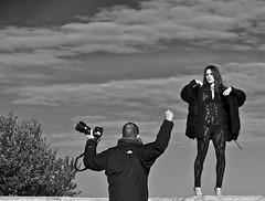 El fotógrafo y su modelo / The Photographer and His Model