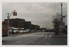 (Mattron) Tags: zorki nyc newyorkcity newyork film analog 35mm vintage fuji queens 200 soviet gothamist curbed foresthills zorki4 queensboulevard