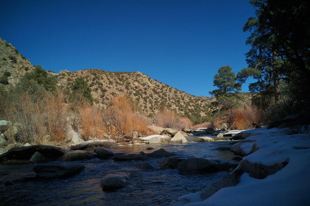 Embudo Creek No. 1