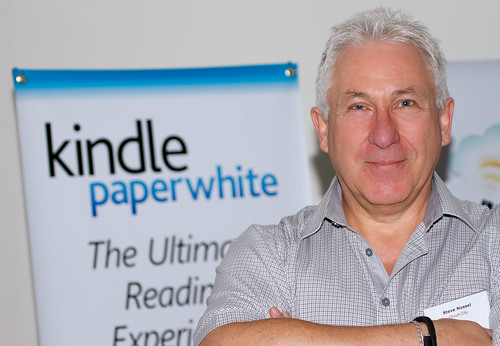 Kindle Paperwhite launch Johannesburg