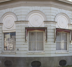 Abandoned (Peter Kok) Tags: white haarlem architecture pavilion dehout mygearandme blinkagain