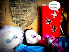 Blythe A Day March 19th:  Swallows