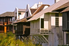 Weathered Rosemary (Kenneth J. Garcia) Tags: beach town traditional resort rosemary caribbean panamacitybeach panhandle arquitecture dpz newurbanism rosemarybeach tnd resorttown duanyplaterzyberkcompany