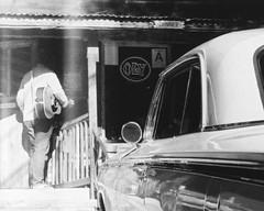 Pentax 110 Malibu Old Place 2 (▓▓▒▒░░) Tags: auto california camera white black west classic film vintage coast lomo lomography pentax 110 malibu retro socal orca mulholland cartridge oldplace