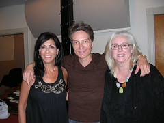 "Katie Gillon ,Richard Marx and Sandy Knox • <a style=""font-size:0.8em;"" href=""http://www.flickr.com/photos/62190639@N04/8583195389/"" target=""_blank"">View on Flickr</a>"
