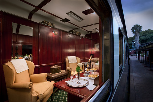 Rovos Rail, Luxury Train Club