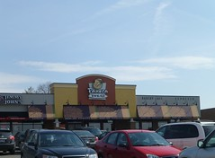 Jimmy John's and Panera Bread in Cuyahoga Falls, Ohio (Nicholas Eckhart) Tags: ohio retail bread jimmy falls cuyahoga stores avenue johns panera howe