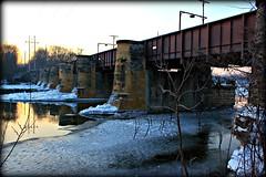 Fox River Aqueduct (Skip Burr) Tags: illinois ottawa imcanal canaltown illinoisandmichigancanal foxriveraqueduct