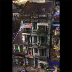 Downtown Yangon (bit ramone) Tags: downtown pentax yangon myanmar birmania rangun downtownyangon bitramone pentaxk5