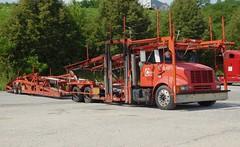 International, Cassens T/P #13817 (PAcarhauler) Tags: ih international carcarrier cassens semi truck