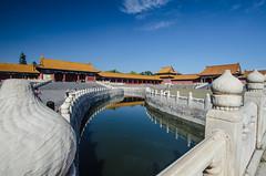 Forbidden city (Marco.Alagna) Tags: china city river beijing forbidden