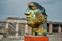 Pompeii (SteveJ442) Tags: pompeii italy roman igormitoraj art exhibition statue polish nikon architecture historical history