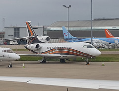 Photo of B-8205 F7x Luton 22-8-16