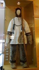 Traditional whaling garb
