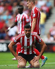 Pelle (MekyCM) Tags: soccer premier league football premierleague england wales britain unitedkingdom arsenal chelsea liverpool mancity united futbol futebol barclays leicester pitch supporters celebration southampton palace westham everton spurs newcastle stoke swansea sunderland watford westbrom bournemouth norwich villa