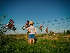 Jump (Filippo B.) Tags: 500px motorcycle jumping jump bike motorbike summer sport speed race action racing fast motocross facebook twitter flickr thumblr pinterest