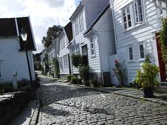 Nuart festival, Stavanger (DJLeekee) Tags: naurt festival art streetart nuart graffiti norway city harbour town streetscenes boats evol facilityboxes skyscrapers stencil ella pitr ellaandpitr