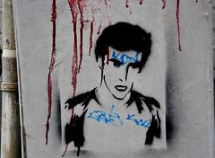 graffiti (wojofoto) Tags: graffiti wojofoto wolfgangjosten stencil antwerpen