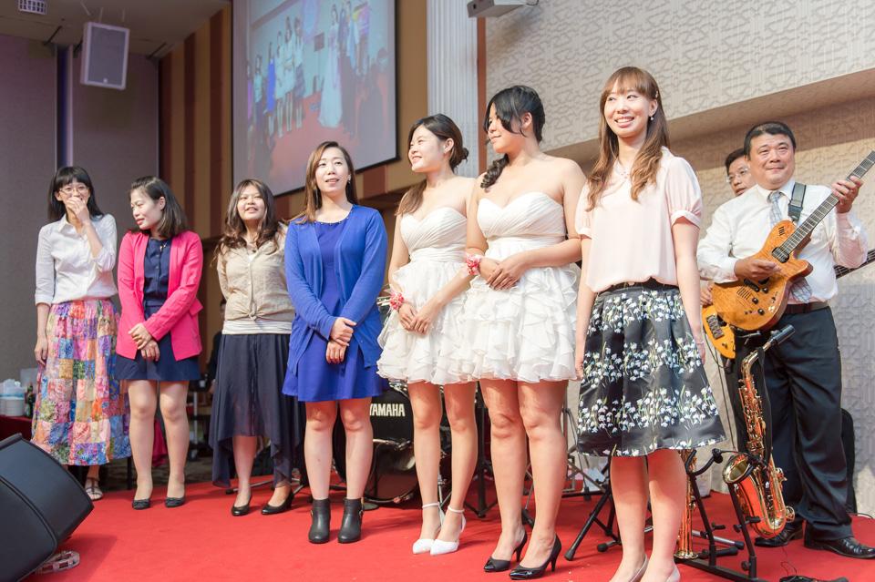 台南婚攝 情定婚宴城堡永康館 婚禮紀錄 C & V 154