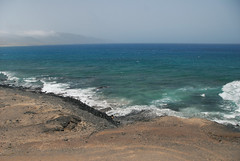 DSC_0066 (RD1630) Tags: fuerteventura summer sunny sun desert islands canary spain jandia nature sea meer water coast sand sky landscape landschaft outside outdoor