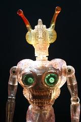 Invader J (Takara 1970's) (Donald Deveau) Tags: actionfigure vintagetoy japanesetoy kaiju sciencefiction henshincyborg takara invaderj