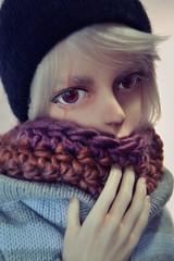 Winter (Yuki~AstridDreams) Tags: mueca dolls doll crobidoll crobi nia muecas mako makoeyes bjd bjdoll balljoineddoll