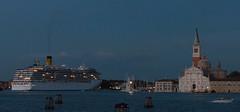 _1310819.jpg (Caffe_Paradiso) Tags: venice venezia sangiorgiomaggiore cruiseship