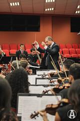 Concerto da Orquestra Sinfnica do UNASP-EC (Unasp - EC) Tags: orquestra sinfnica unaspec unasp instrumental violino certificado musical semana artes artistica msica auditrio platia