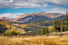 Mountain Pass (Travis Klingler (SivArt)) Tags: danballard workshop fallcolors