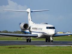 Denis O' Brien                                      Gulfstream G650                              M-YSIX (Flame1958) Tags: denisobrien denis jetexecutive jetbusiness 250916 0916 2016 9329 gulfstream gulfstream650 g650 g540er 650 650er g650er privatejet executivejet businessjet dub eidw dublinairport