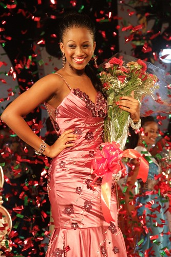 Eye For Beauty: Diana Edwary wins Miss Tanzania 2016